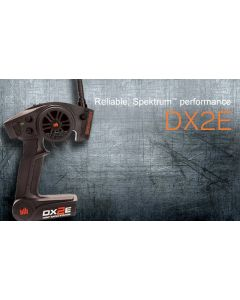 Dx2 E radio-commande 2.4ghz by Spektrum