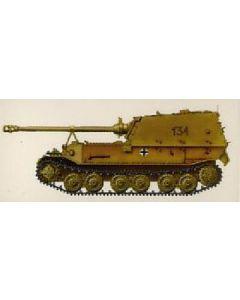 CHAR LOURD ALLEMAND FERDINAND - 653. Panzerjager Abt. Orel 1943