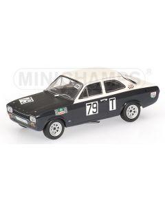 Ford Escort I TC Rolf Stommelen 500km Nürburgring 1968