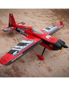Edge 540 Pilot RC 1.97m V3 Rouge peint
