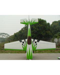 Edge 540 Pilot RC (30%) 2.20m - Vert / Blanc - 50cc