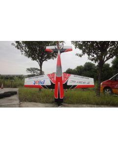 """Extra 330SC Pilot RC 92"""" 2.34m - Rouge / Noir / Blanc - 50 - 60cm3"""