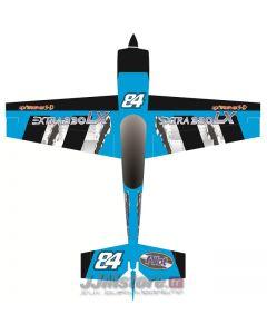 Extra 300LX Pilot RC 2.70m - Bleu 2018 - 100 - 120cm3