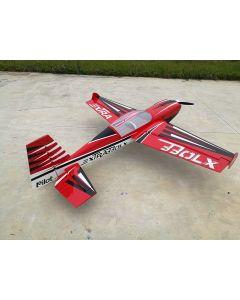 """Extra 330LX Pilot RC Compétition 103"""" (35%) 2.70m - Rouge / Blanc / Noir - 100 - 120cm3"""