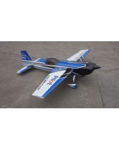 Extra 330SC Pilot RC 1.98m - Bleu / Noir / Blanc 30 - 35cm3
