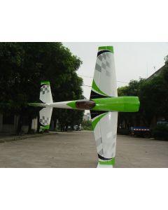 Extra 330SC Pilot RC 1.98m - Vert checker 30 - 40cm3