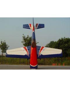 "Extra 330SC Pilot RC 170"" (35%) 2.70m - Rouge Bleu Blanc 100 - 120cm3"