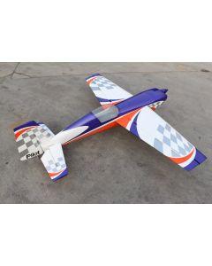 Extra 330SC Pilot RC 2.34m - Purple/Orange/Argent checker 50 - 70cm3