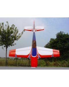 "Extra 330SC Pilot RC 122"" (40%) 3.10m - Rouge/Bleu/Blanc 150 - 170cm3"