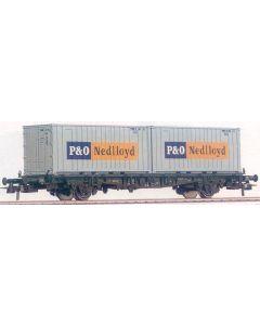 Wagon de marchandise P&O Nedlloyd