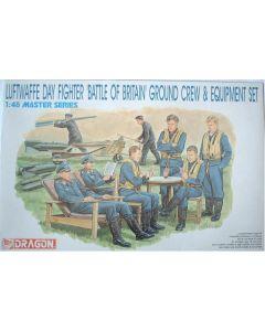 LUFTWAFFE DAY FIGHTER \'BATTLE OF BRITAIN\' GROUND CREW & EQUIP