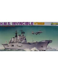 H.M.S. Invincible 25th FALKLANDS WAR ANNIVERSATY