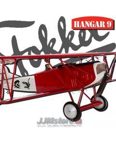 "Fokker Hangar 9 D.VII 30-60cm3 ARF 87"""