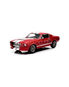 Ford Mustang GT500 Shelby 1967 Rouge - 1/18 - Greenlight - 12928