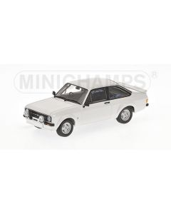 FORD ESCORT II RS 1800 RALLYE WHITE L.E. 1152 PCS.