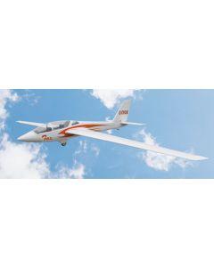 Fox Electrique ARF - Planeur - 3000 mm