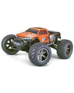 """Funtek B4 : Buggy Baja 1/12 Voiture électrique 4 roues motrices fournie avec radiocommande 2.4ghz, batterie rechargeable et chargeur. Idéal pour un enfant à partir de 8 ans pour enfin en finir avec une voiture radiocommandée de type """"jouet"""" !"""