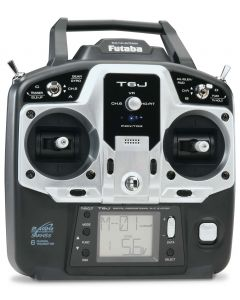 Radio 6JG - Futaba - récepteur R2006GS - 2,4Ghz