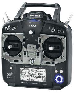 Radio 8J - Futaba - récepteur R2008SB - 2,4Ghz - avec chargeur