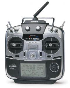 Radio Commande Futaba 14SG + 2 récepteurs R7008SB 2.4G FASSTEST