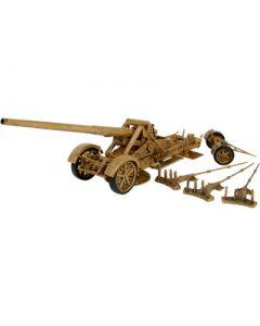German Heavy Gun 17 cm Kanone 18