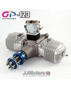 GP123 - V2 Moteur essence 2 temps