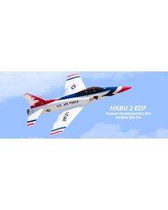 Habu 2 EDF BNF Basic By ParkZone