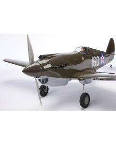 P-40B Warhawk 50 ARF  by Hangar 9 HAN2595