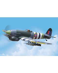 Hawker Typhoon 22-33cc ARF 2m de BLACK HORSE