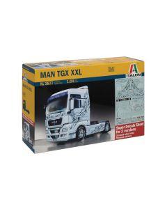 Camion Man Tgx - ITALERI - 1/24 - 3877