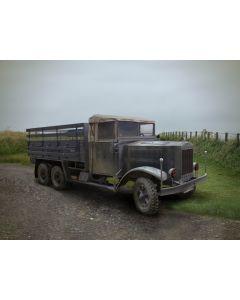 Krup L3H163 WWII German truck ICM