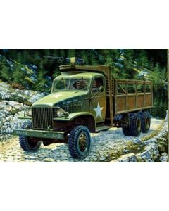 GMC 2.1/2 ton 6X6 Truck