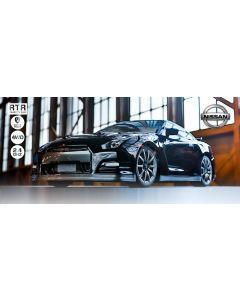 2012 Nissan GT-R Touring Car  - Voiture électrique RTR - VTR03004I