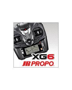 Radio XG6 JR Propo