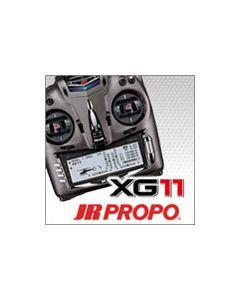 Radio XG11 JR Propo