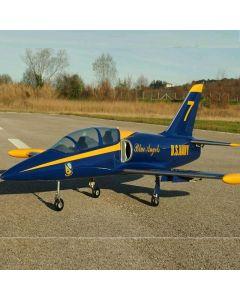 L39 Blue Angels AlbatroS Sebart - 90 EDF 6S