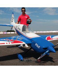 "Laser Pilot RC 103"" 2.61m - Bleu"