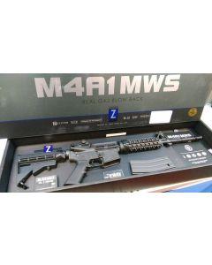 M4A1 MWS ZET SYSTEM -GAZ- MARUI