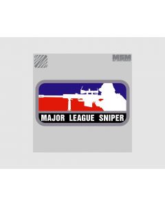 Patch Major League Sniper ARID - 00042 - MilSpecMonkey