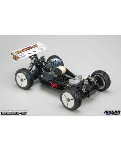 """Buggy MBX-6 Kit """"Combo FRED"""" + Moteur Go 21 à tirette"""