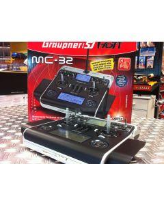 Graupner MC-32 Hott - radiocommande 2.4Ghz