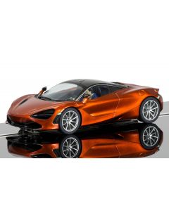 McLaren 720S - Azores Orange