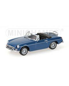 MGB 1968 Blue