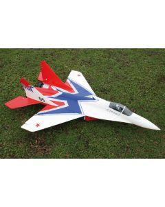 Mig 29 3D Swift avec 1 Gyro - jet électrique by Sebart