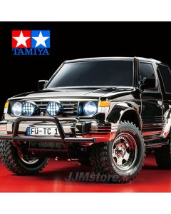 Mitsubishi Pajero Metaltop Wide Tamiya 47375