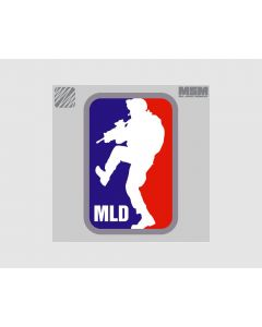Patch Major League Doorkicker Color - 00029 - MilSpecMonkey