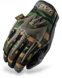 Gants M-Pact® Woodland Camo Glove taille M
