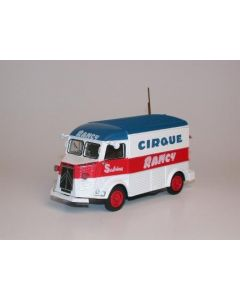 CITROEN TYPE H CIRQUE SABINE RANCY 1/43 MOMACO
