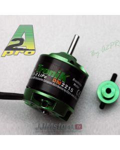 Moteur Pro Tronik DM2215 1150KV : Moteur brushless 450w