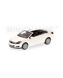 OPEL ASTRA TWINTOP CABRIOLET 2006 WHITE L.E. 768 PCS.
